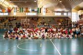 650 niños completan su participación en una nueva temporada de las Escuelas Deportivas