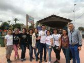 Cientos de familias disfrutaron de una jornada de ocio en la V Jornada en Familia celebrada en San Blas