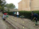 Personas desempleadas de Alhama se forman sobre almacenaje y jardiner�a