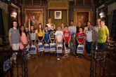 43 alumnos italianos, húngaros y polacos visitan Mazarrón