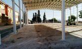 La nueva pista polideportiva del CEIP San Jos� estar� operativa a partir del pr�ximo curso escolar 2019/2020