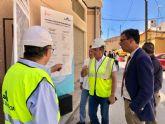 Una batería de cinco actuaciones para mejorar el acceso a la red de agua de más de 6.700 vecinos de Zarandona