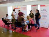 CRUZ ROJA ha organizado hoy el II Foro de Empleo para impulsar el Talento, la Empleabilidad, y la Igualdad de Oportunidades