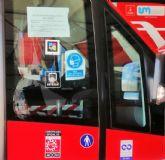 Los autobuses urbanos de Murcia obtienen la certificación STOP COVID-19