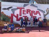 Terra Natura dona 580 kilos de productos de primera necesidad al Banco de Alimentos