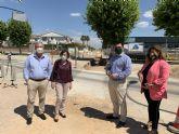 La Mancomunidad de los Canales del Tabilla sustituye 2,5 kilómetros de tubería de fibrocemento por otra de fundición dúctil en San Javier