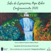 Exposición 'Confinamiento 2020-Pensamientos Libres'