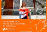 Soltec Team presenta a su nueva corredora Celia Bautista