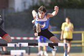 Tres atletas del Club Atletismo Alhama al Federaciones Sub18
