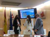 La Alcaldesa de Bullas participa en el encuentro sobre el Reto Demográfico