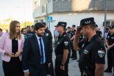 Inauguradas las nuevas dependencias de la Policía Local de Archena que tienen más de 800 metros cuadrados