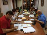 La Junta de Gobierno Local de Molina de Segura aprueba varios convenios con entidades sociales que desarrollan su labor en el municipio