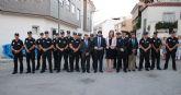 Fernando López Miras inaugura las nuevas dependencias de la Policía Local de Archena