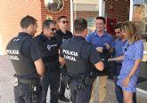 El Ayuntamiento torreño adquiere 20 chalecos antibalas para la Policía Local