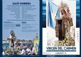 Las fiestas de la Virgen del Carmen comienzan con  poesía, música y tradiciones