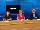 La empresa SERCOMOSA llevará a cabo mejoras en los servicios municipales que presta en Molina de Segura, y da a conocer el resultado positivo del sondeo de opinión realizado entre la ciudadanía