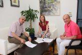 El Ayuntamiento renueva su acuerdo con la fundaci�n Ntra. Sra. de los Desamparados para la cesi�n de los Huertos Ecol�gicos