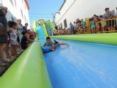 El programa de las fiestas patronales de Santiago 2019 arrancar� el 19 de julio con la actividad gratuita de Aventuras Infantiles con Hinchales en el recinto ferial