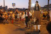El circo toma las calles de San Pedro del Pinatar