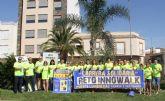 'Reto Innowalk Puerto Lumbreras' el próximo 2 de septiembre a beneficio del Colegio Pilar Soubrier de Lorca