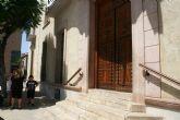 Sólo permanecerá abierto durante lo que resta del mes de agosto el acceso al edificio principal del Ayuntamiento por la calle Mayor Sevilla