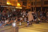 Apoteósico final del Festival 'Sal de calle'
