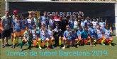La Peña Barcelonista de Totana conquista Barcelona