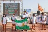 Águilas corona a los nuevos campeones de España Optimist 2020