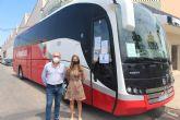 El Ayuntamiento y Autocares La Inmaculada implantan un sistema de abono transporte gratuito