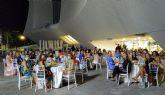 Las blancas celebran su tradicional cena de verano