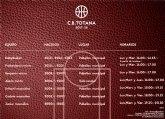 Comienza la temporada 2017-18 del CB Totana