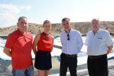 Los 1.000 regantes de El Acueducto y Campos del Río y Los Rodeos dispondrán de 15.000 metros cúbicos de agua al año