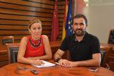 Juan Luis Soto Burillo visita el Ayuntamiento de Campos del Río para interesarse por la seguridad en el municipio