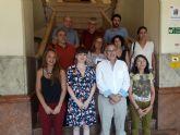 La UMU potencia la creación de un 'living lab' orientado a dinamizar el turismo subterráneo de La Unión