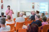 Vecinos y asociaciones de Camposol preparar�n esta semana sus propuestas para el presupuesto de 2020