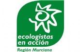 Ecologistas en Acción: El Proyecto de Colector Norte del Mar Menor es un error