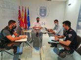 El Ayuntamiento de Caravaca celebra una Mesa de Coordinación Policial para velar por la salud pública, garantizando el cumplimiento de la Fase 1 Flexibilizada en Archivel