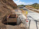 Fomento mejora la seguridad vial de la carretera que une Puebla de Mula con Librilla