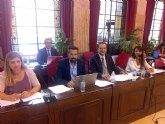 El Pleno de Murcia aprueba tres mociones de Ciudadanos