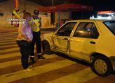 La Guardia Civil detiene a dos conductores por circular de modo temerario y bajo la influencia de alcohol y drogas