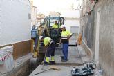 En marcha las obras para mejorar la accesibilidad y los servicios de tres calles