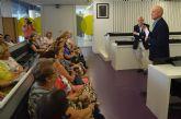 Las Torres de Cotillas celebra el 'Día Internacional del Derecho a Saber' de la mano de José Molina
