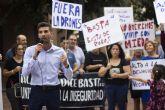 Los vecinos de Alguazas convocan una nueva manifestación para el próximo jueves coincidiendo con el pleno municipal