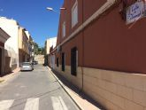 Se aprueba iniciar la contratación de las obras de mejora de la red de alcantarillado en Callejón de la calle Valle del Guadalentín y Extremadura, respectivamente
