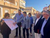 La Comunidad invierte 200.000 euros en dos colectores de aguas pluviales y en renovar parte de la red de saneamiento de Ceutí