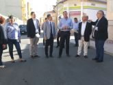 Ciudadanos celebra que se haya cumplido su propuesta de realizar un plan de pluviales y mejorar la red de abastecimiento de agua potable de Ceutí