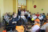 Más de un centenar de mayores participan en las II Olimpiadas del Mar Menor celebradas en Villademar