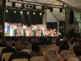 Centenares de lumbrerenses asisten al Festival de Coros y Danzas