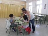 San Pedro del Pinatar refuerza el servicio de comedor escolar