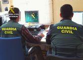 La Guardia Civil detiene a los presuntos autores de dos agresiones con arma blanca ocurridas en Totana